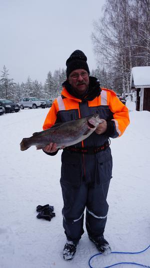 Kurt Magnusson Delsbo. Foto: Inge Sverin.