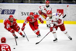 Timrå och Modo är två av lagen i årets  upplaga av SCA-cupen. Dessutom ställer Björklöven och Mora upp.