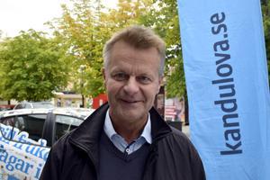 Christer Berglund, 55, vd HSB, Sundsvall: