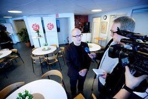 Kenneth Nilsson (S), kommunalråd i Örebro.