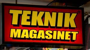 Teknikmagasinet går i konkurs. Foto Bertil Ericson/TT
