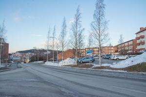 Fastigheten Iden är i dag en parkeringsplats.