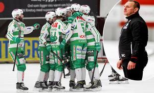 Michael Carlsson var nöjd efter derbysegern mot Tillberga.
