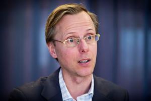 Svante Engelbrektsson, chef för enheten för planering av anstalt och häkte.