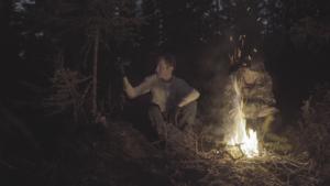 Det som började med ett researcharbete kring Häxbergets mörka historia blev en berättelse med många vändningar för filmteamet.Bild: Spying Moth Entertainment