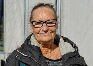 Jane Andersson, 65 år, pensionär, Stockholm