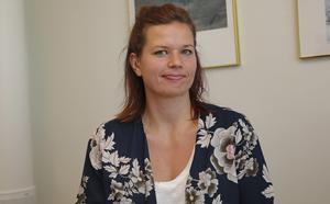 Amanda Borres Henriksson konstaterar att det ännu är oklart om Ludvikaparet kommer att lämna in en ny ansökan om bygglov.