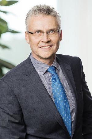 Lennart Holm. Foto: Pressbild från Billerud Korsnäs