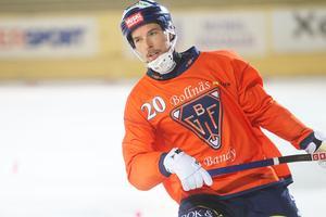 Christian Mickelsson satte två tunga mål – och toppar skytteligan med sina 13 mål.