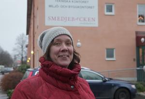 Förvaltningschefen Susanne Hedman Jensen hade inte väntat sig att Bergsstaten skulle säga ja till gruvintressena.