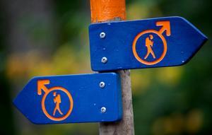Det är populärt att vandra längs Bergslagsleden. Det är ett pågående arbeta att hålla ledens etapper i ett bra skick.