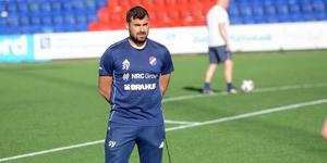 Sercan Yilmaz har två fina säsonger med Kvarnsveden bakom sig. Nu är det klart att han fortsätter träna laget även nästa år.