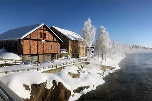 Bergvik museum.