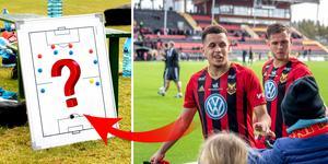 Ravel Morrison spelade i en – för honom – ny position mot Elfsborg. Ett lyckat drag enligt Ian Burchnall: