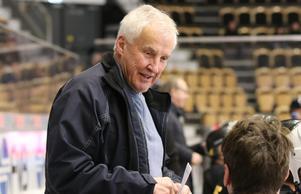 Curt Lundmark coachade VIK Legends till seger.