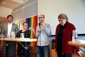 Öyvind Tolvsen menar att frågor om religionsfrihet och diskriminering är viktiga att lyfta mot bakgrund av debatten om Lugnetkyrkan.
