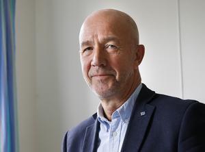 Tommy Henningsson, kommunchef i Hällefors.