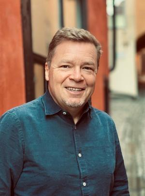 Mats Evergren är Event- och marknadschef på Nyföretagarcentrum. Foto: Privat
