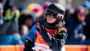 Emma Dahlström fick en perfekt inledning i OS och ledde efter kvalet. Bild: Petter Arvidson/Bildbyrån.