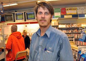 """""""Nu börjar det riktiga arbetet,"""" säger Västjämtlands Väls Jörgen Encke, som blir en av partiets ledamöter i fullmäktige."""