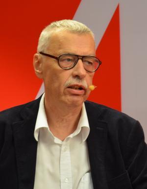 Svante Nordin, professor i idé- och lärdomshistoria. Foto: Bengt Oberger