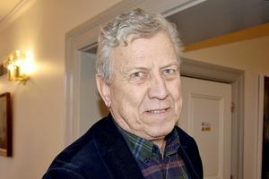 Lars-Gunnar Hultin (V), 70 år, egen företagare, Utansjö: