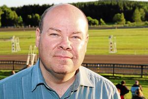 Claes Broberg, vd för Örebrotravet. Arkivbild.