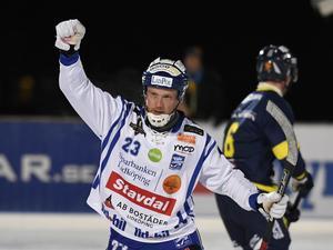 Johan Löfstedt var isens kung.