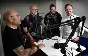 Podden kommer att göras av Donald Sandström, Patrik Sjöblom, Magnus Sundvall och Carl Ljungquist.