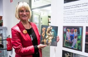 Länsmuseets Kristina Lindkvist har varit en av de centrala medarbetarna bakom