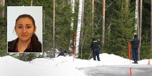 Fredagen den 22 februari hittades Velmiras kropp i ett skogsområde vid E4:an norr om Gävle.