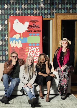 Mikael Rickfors, Dan Hylander, LaGaylia Frazier och Py Bäckman i Woodstocks svenska hyllningsupplaga 2019 har diskuterat att köra låtar som: Piece of my heart (Janis Joplin), Hey Joe (Jimi Hendrix), Bad moon rising (Creedence Clearwater Revival) och Joe Hill (Joan Baez).