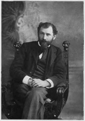 """Stanislaw Przybyszewskis analyser av konstnären Edvard Munch fick stor betydelse hur denne senare kom att uppfattas, bland annat var det han som namngav tavlan """"Vampyr"""", som tidigare hade en annan titel."""