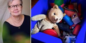 """""""Det senaste året har det skett en kraftig ökning av antalet barn med autism som tvångsvårdas"""", skriver Ulla Adolfsson, ordförande för Autism- och Aspergerförbundet.  Foto: Pressbild/TT/montage"""