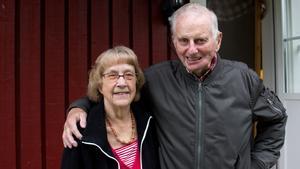 Majvor Berggren och Bertil Karlsson har återförenats efter 22 år ifrån varandra.