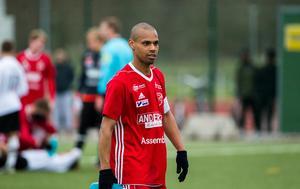 Jakob Eklund gjorde Salas mål på straff i första halvlek.