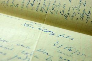 Korrespondens mellan den ryske författaren Leo Tolstoy och Jonas Stadling från Kövra finns i landsarkivets samlingar.