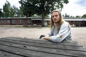 Trött på socialen. Mats Olsson är trött på att det inte finns några riktiga regler för socialbidragstagare.
