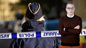 Dennis Martinsson, krönikör med fokus på kriminalitet och rättsväsendet, skriver denna vecka om nyhetsrapporteringen kring brott och straff.