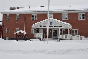 Nu är apoteksskylten nedplockad på vårdcentralen. Apotekets service räcker inte till norra Dalarna.