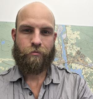 Stefan Norberg, planarkitekt på Bollnäs kommun.
