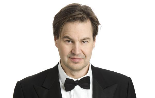 Den världskända operasångaren Peter Mattei har stått på de stora scenerna i världen, och ska nu framföra Schubert på Kulturhuset. Foto: Håkan Flank/Pressbild
