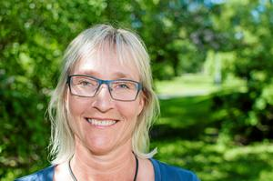 Ann Danielsson, idrottslärare på Bredsands skola.