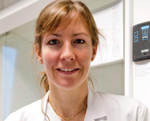 Forskningen har gått kraftigt framåt när det gäller området barnhjärta. Fler medfödda hjärtfel upptäcks redan på fosterstadiet. Det förklarar Karin Tran Lundmark, specialist i barn- och  ungdomsmedicin och forskare i Lund.Foto: Pressbild