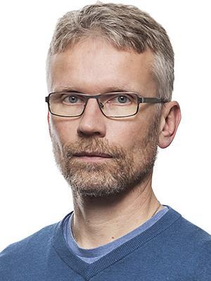 – Telgebragden delades ut första gången 1950, priset är en institution, säger en av Telgebragdens jurymedlemmar Tomas Karlsson. Bild: Mattias Holgersson.
