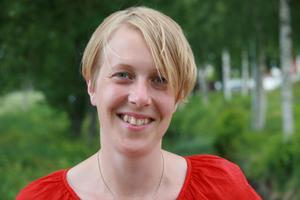 Välkommen till Ljusnan, Josefin Hammarstedt, ny lokalredaktör i Edsbyn!