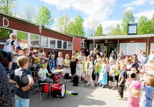 Tulpanens skola i slutet på maj 2017.Foto: Katarina Hanslep/Arkiv