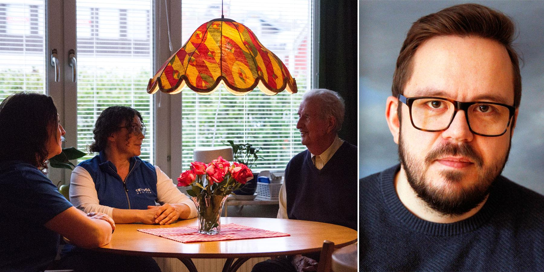 Kommunen försvarar bantad social samvaro för äldre: