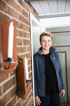 Eva Westberg vill inte att företaget ska växa och att hon ska behöva anställa. Hon vill hålla verksamheten på en lagom nivå: