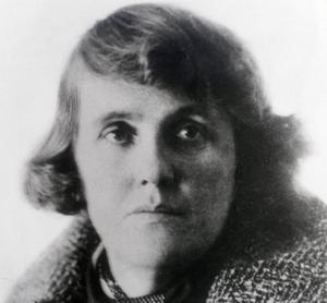 Författarinnan Moa Martinson, 1890–1964, var en pionjär i kampen för jämställdhet.